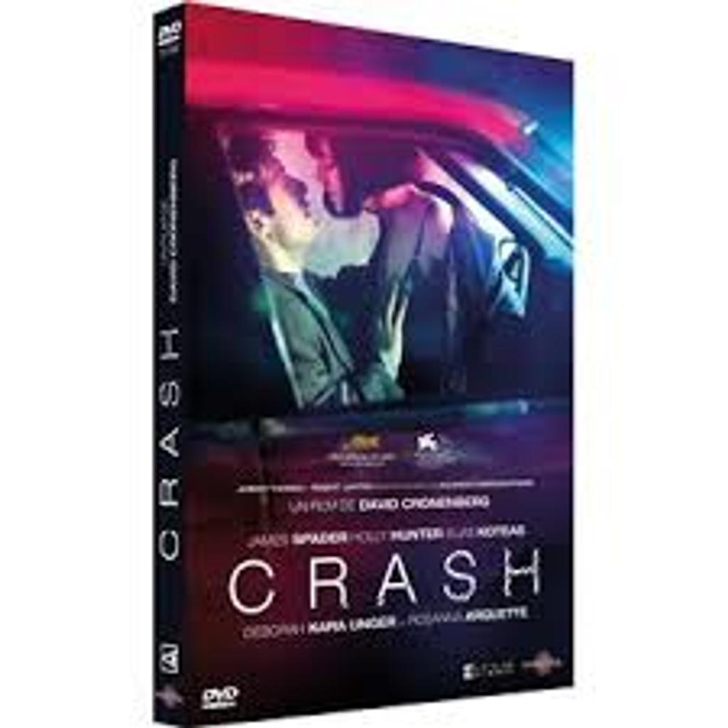 Crash / David Cronenberg, Réal. |