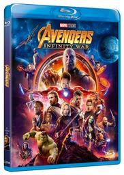 Avengers : Infinity War : infinity war / Anthony Russo; Joe Russo, Réalisateurs.   Russo, Anthony. Monteur