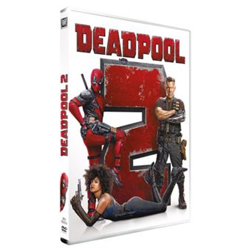 Deadpool 2 / David Leitch, Réal. | Leitch, David. Monteur